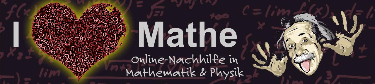 Online Nachhilfe in Mathematik/Physik